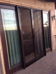 mr window screen retractable doors clearview retractable screen doors o43