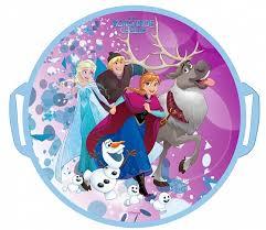 <b>Ледянка Disney</b> Холодное Сердце круглая <b>52 см</b> - купить в ...