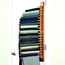 wall mounted tie rack best electronic organizer medium size of racks revolving wall mounted tie rack