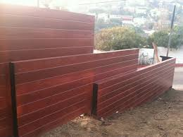 horizontal wood fence diy. Redwood Fence Horizontal Wood Diy