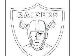 Nfl Logo Coloring Pages Logo Coloring Pages Football Coloring Pages