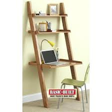 leaning wall desk knockdown wall desk woodworking plan furniture desks leaning wall desk container