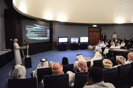 sharjah business students applied research projects celebrated 0022