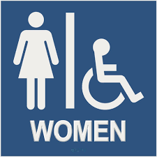 womens bathroom sign. Simple Bathroom Women Bathroom Sign Images Pictures  Becuo Throughout Womens