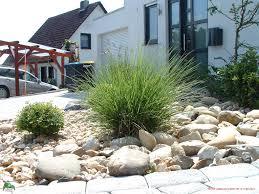 Gartengestaltung Mit Steinen Und Gr Sern Modern Lecker Auf Moderne