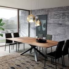 Der Ozzio Tisch 4x4 Ist Ein Design Esstisch Mit Besonderem
