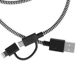 <b>Native</b> Union Belt <b>Cable</b> Twin Head (BELT-UL-ZEB) - <b>зарядный</b> ...