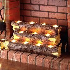 electric fireplace logs no heat fake electric fireplaces logs pleasant hearth electric fireplace logs heater