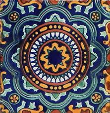 ceramic tile handmade. Plain Handmade 40 PCS Talavera 6X6 Handmade Ceramic Tile Mexican C228 On