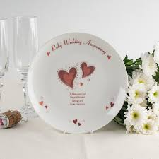 affordable ruby wedding gift ideas the boomers view larger