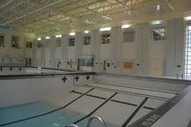 swimming pool changing room flooring designs