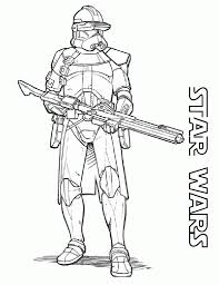 Star Wars Color Page Coloriage Star Wars Pinterest Star Wars Coloriage Star Wars The Clone Wars L