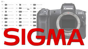 Canon Camera Lens Compatibility Chart Sigma Updates Canon Eos R Compatibility List With A Lot More