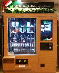 Healthy Vending Machine Singapore Amazing 48 Unique Vending Machines In Singapore That Sell More Than Just