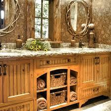 rustic double sink bathroom vanities. Delighful Rustic Fashionable Rustic Double Sink Bathroom Vanity Small  Under Framed On Rustic Double Sink Bathroom Vanities A