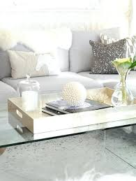 Decorating With Trays On Coffee Tables Astounding Ideas Decorative Coffee Table Trays Tray 60 Decorating 30