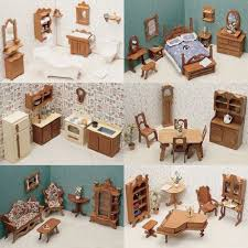 dollhouse miniature 44 pc furniture kit by corona review affordable dollhouse furniture