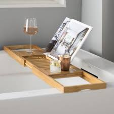 bathroom perfect bathtub caddy fresh unusual bamboo bath caddy gallery the best bathroom ideas lapoup