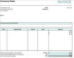 Invoice Template Excel 2003 Microsoft Office 2003 Excel Template Tucsontheater Info