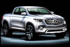 Nissan to Build Pickup Truck for Mercedes-Benz