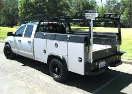 Utility Truck Bed Truck Body Utility Truck Bed Trailer For Sale ...