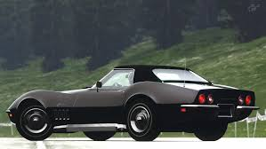 1969 Chevrolet Corvette Stingray Convertible (GT5) by ...