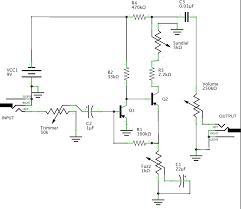 coda effects com Boost Pedal analogman sunface circuit