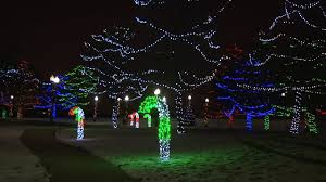 Sioux Falls Sd Falls Park Christmas Lights Falls Park Christmas Lights 2018