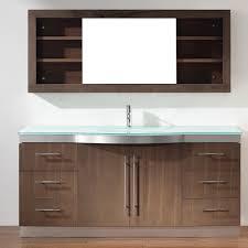 modern single bathroom vanity. Modern Single Sink Bathroom Vanity