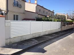 Photos De Portail De Maison Et Cl Tures Par System B Tryba Aude