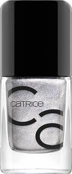 <b>Лак для ногтей</b> Catrice <b>Iconails</b> Gel Lacquer, 81 Metal Speaks ...
