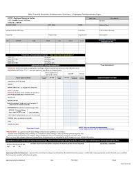 employee expense reimbursement form expense reimbursement form 5 free templates in pdf word excel