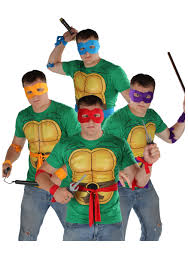 ninja turtles couples costumes. Exellent Ninja Ninja Accessory Kit Intended Turtles Couples Costumes 0