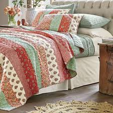 Quilts and Bedspreads - Rustic Farmhouse Style, Affordable Prices ... & caledonia quilt and sham by jessica simpson Adamdwight.com