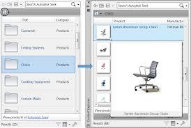 autodesk seek extension for autodesk revit