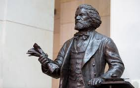 what to the slave is the fourth of frederick douglass the frederick douglass statue in emancipation hall at the u s capitol in 2013 on