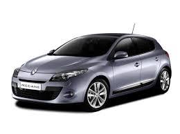 rent a renault megane in nice   easy car booking car rentals    car description