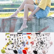 Купить <b>Женщин</b> носки и чулочно-носочных изделий   <b>10Pairs</b>/<b>Lot</b> ...