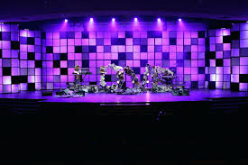 church lighting design ideas. Church Lighting Ideas Design Stage On And Backdrops Room