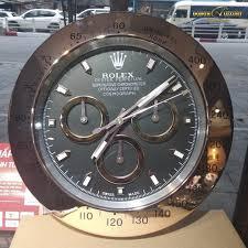 BST đồng hồ treo tường cao cấp chính hãng Rolex, Hublot,... - Luxury Watch