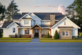 Stone Farmhouse Designs Plan 95061rw Beautiful New American Farmhouse With Main