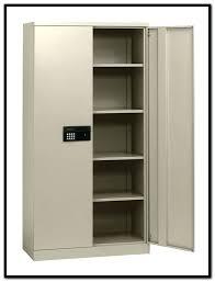 metal storage cabinet with lock. Storage Cabinets Locks Locking Cabinet Home Depot Garage Metal . With Lock