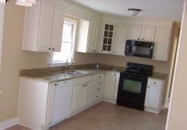 captivating innovative kitchen ideas. Captivating L Shaped Kitchen Ideas With Granite Countertop And Clean Floor Innovative K