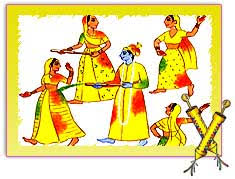 significance of holi importance cultural and social significance  significance of holi