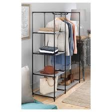 Free standing closet wardrobe Mirrored Wardrobe Target Whitmor Freestanding Closet Wardrobe Target