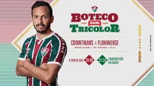 FluTV - Corinthians x Fluminense - AO VIVO - Transmissão em Áudio - YouTube