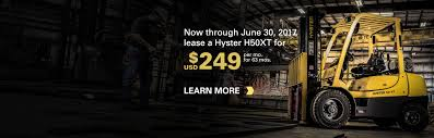 company forklift trucks including high capacity trucks lease a h50xt for 249 per month