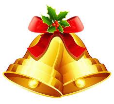 Christmas Golden Bells Ornament Png Clipart Gallery