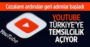 YouTube Türkiyede temsilcilik açacağını açıkladı