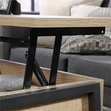 metal lift top coffee table